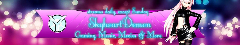 skyheartDemon profile