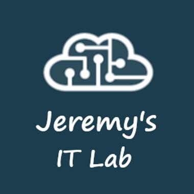 Jeremy's IT Lab