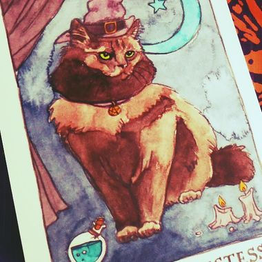 NorthyWitchTarot