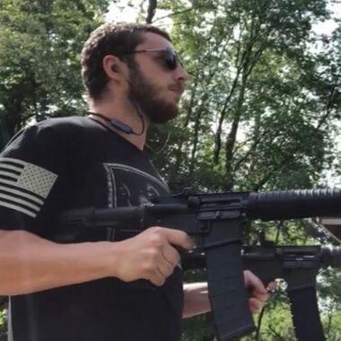 GUN DRUMMER