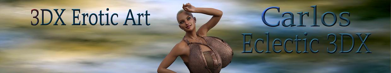 Carlos Eclectic Presents: CGI Erotica profile