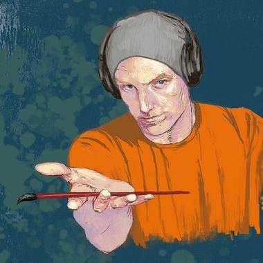 Liam Jones Artist