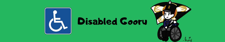 DisabledGooru profile